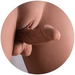 mit penis Perfectdoll | Dein #1 Shop für Lovedolls & mehr