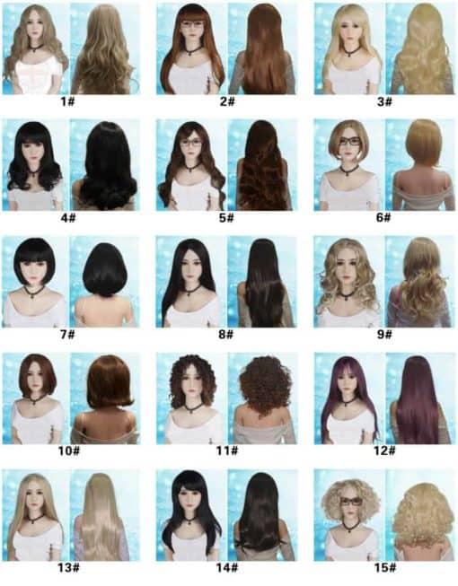 Wig Perfectdoll | Dein #1 Shop für Lovedolls & mehr